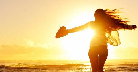 Como criar uma nova vida cheia da Luz