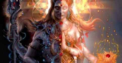 Há um cataplasma energético sagrado que está ocorrendo