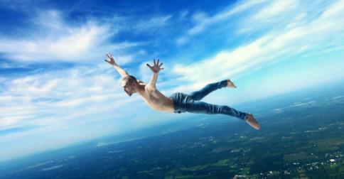 Você está voando alto?