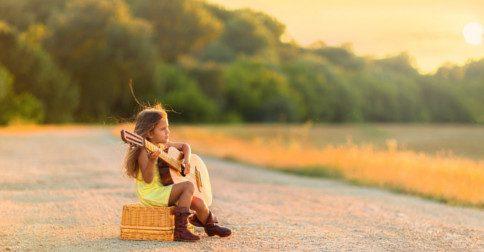 Alegria sem fim é o seu destino