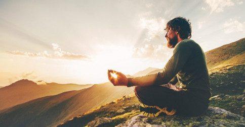As frequências de uma meditação e de uma oração