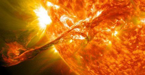 Tempestades solares - o que é e como elas nos influenciam