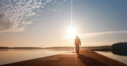 Ter coragem para seguir em frente