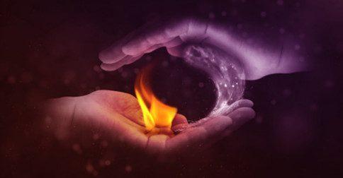 A crença limitante que precisa haver a batalha entre a Luz e a escuridão