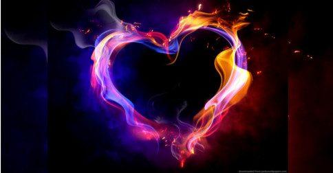 O Amor está presente até mesmo em nossos desafios
