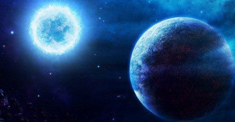 Esta é aépoca do ano em que a Terra se alinha com a Estrela Sirius