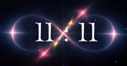 O 1111 e a mudança