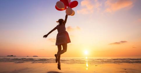 O ponto ideal é um lugar onde você se dá permissão para ser quem você quer ser