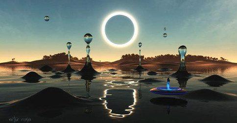O que é O Sistema Stargate Planetário