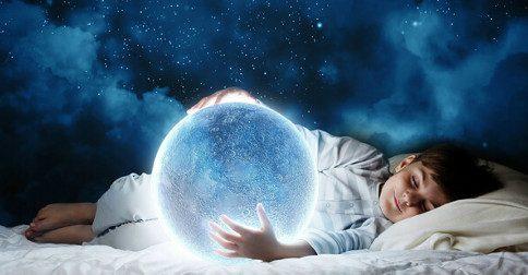 Viagem Astral - nossas andanças nos sonhos