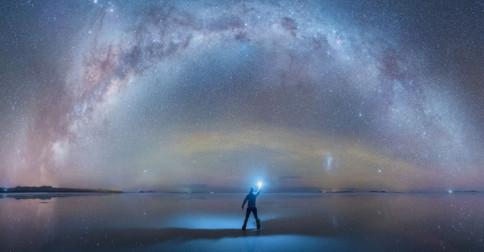 As Tantas Vivências em Outras Galáxias