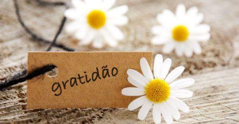 O processo de descobrir a gratidão