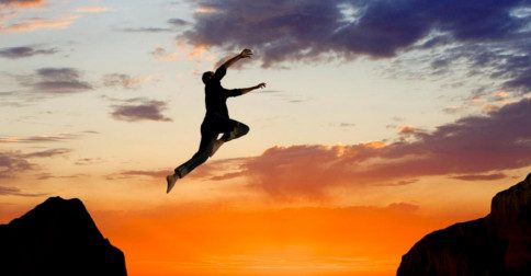 Três maneiras de superar seus medos
