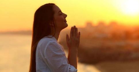 A gratidão traz paz de espírito