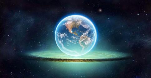 A consciência Gaia se manifesta e trás uma mensagem