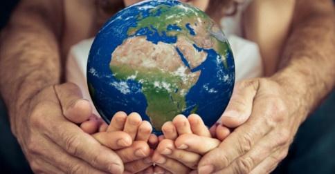 Proteger e amar a Terra