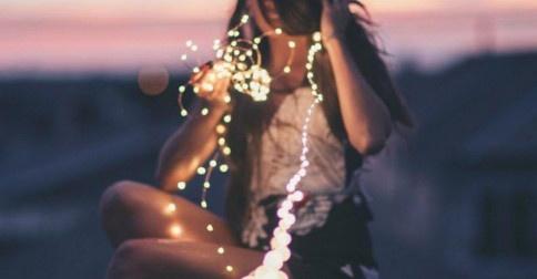 Você está aqui para semear a Luz na escuridão