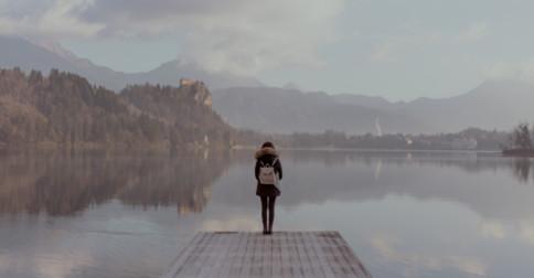 A hora do silencio e introspecção