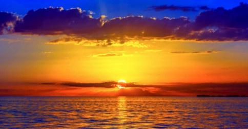 Saint Germain - o amanhecer azul da Era Aquariana