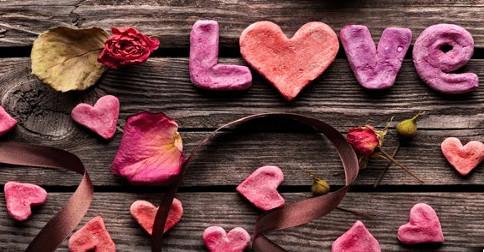 O amor não descarta nada e nem ninguém