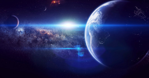 Realinhando o eixo da Terra