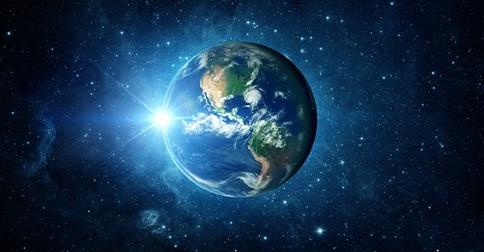 Seu mundo é um lugar sagrado