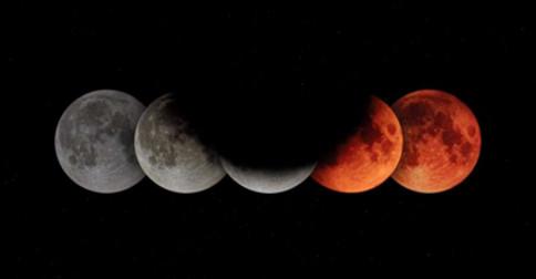 Vem aí uma série de eclipses que vai facilitar grande mudanças