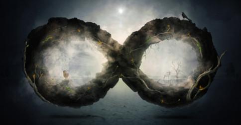 Mundos paralelos estão dentro e fora e ao nosso redor na Terra