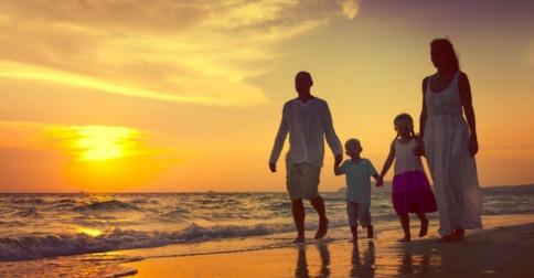 A energia de mães e dos pais