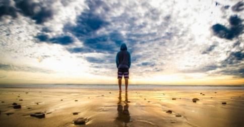 A vida está refletindo para nós nossos medos mais profundos