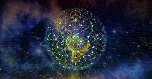 Poderosa grade magnética da Terra