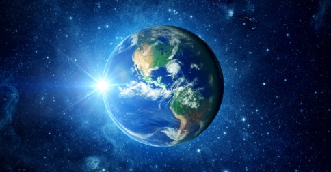 A Terra é a vitrine da Via Láctea
