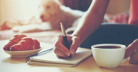 Crie um elo entre a escrita e a cura