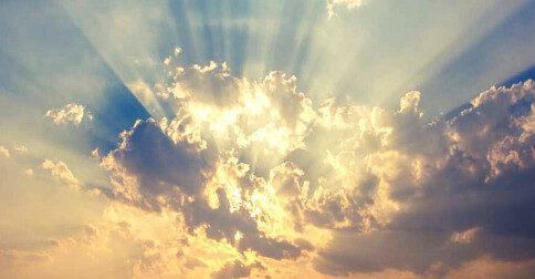 Estamos enchendo seus céus com Luz