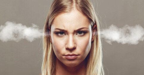 Ponto para se questionar - Estar com raiva não é muito espiritual