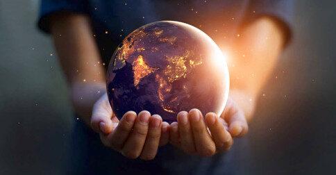 Essa é a Nova Terra!
