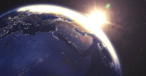 A nova Terra foi criada por todos vocês