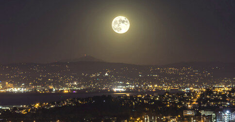 As energias da Super Lua