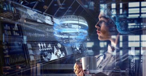 Nikola Tesla - responsável pela tecnologia futurística