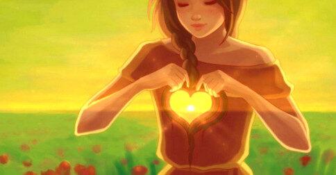 Eu Te Dou Meu Coração Dourado