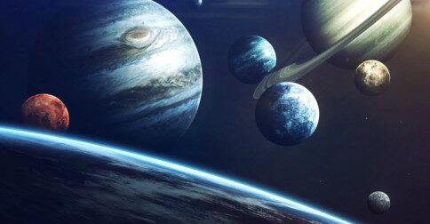 O planeta irmão da Terra