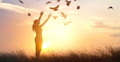 Sananda - mantenha uma vibração positiva