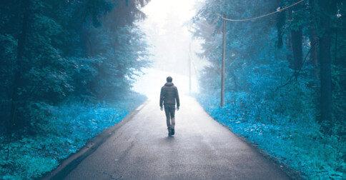 Reúna a sua coragem e siga o caminho da clareza
