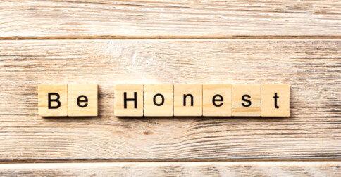 A honestidade é o novo jogo social