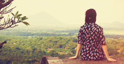 As bênçãos de se sentir perdido