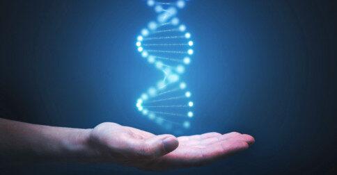 A Federação da Luz Afetando o DNA